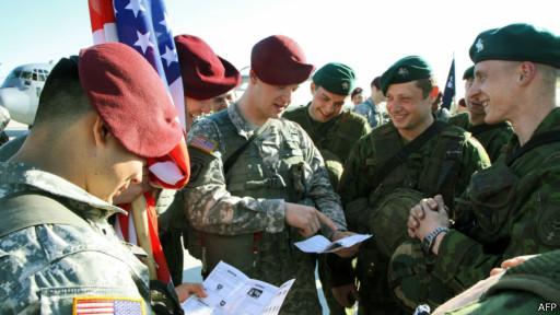 Обзор прессы: как НАТО