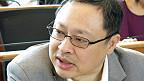 「讓愛與和平佔領中環運動」發起人戴耀廷(30/4/2014)