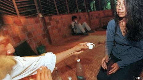 Ceremonia ayahuasca