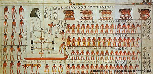 Pintura egipcia