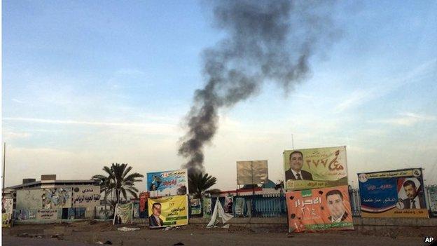 इराक़ी चुनाव