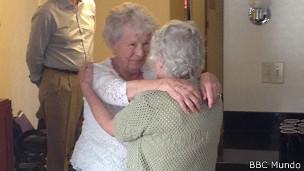 Las mellizas Ann y Elisabeth