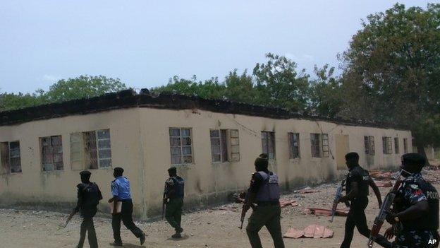 Escuela de Chibok
