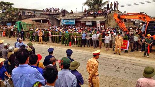 Xung đột đất đai ở Việt Nam