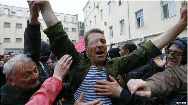 Presos são libertados após ataque à sede da polícia em Odessa