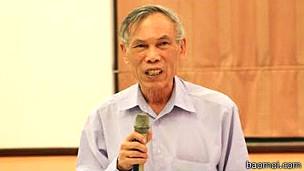 Cựu Bộ trưởng Thương mại Trương Đình Tuyển