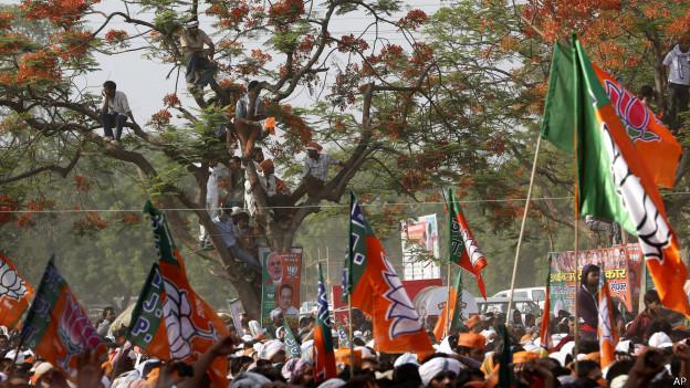 नरेंद्र मोदी की रैली, अहमदाबाद