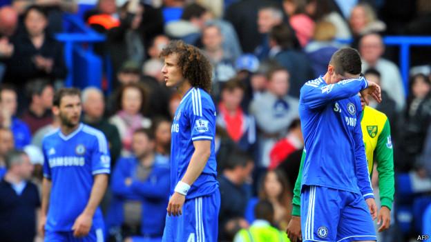 Fernado Torres, del Chelsea.