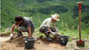 Excavacion arqueologica