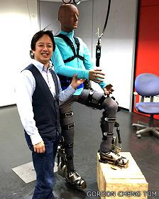 Dr Gordon Cheng Imagen cortesía Dr Gordon Cheng TUM