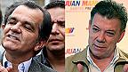 Zuluaga e Santos (Reuters)