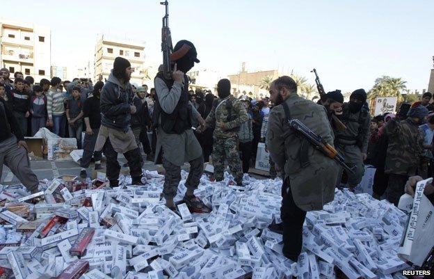 عقوبة الصلب من روما القديمة لسوريا الحديثة