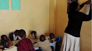 Escuela en África