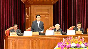 Hội nghị TƯ Đảng lần 9
