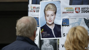 Elecciones en Lituania