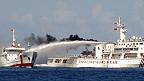 Tàu cảnh sát biển Trung Quốc và Việt Nam đã có va chạm