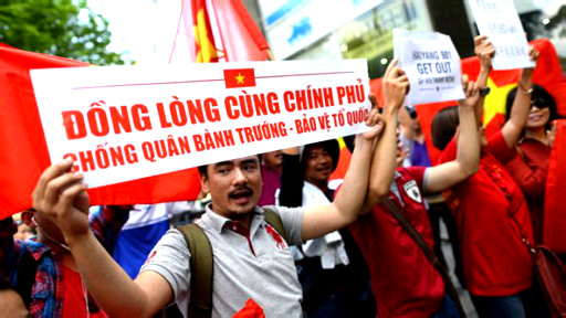 Biểu tình chống Trung Quốc ở VN