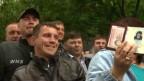 Голосование на Киевской улице