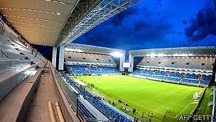Estadio Arena Pantanal de Cuiabá