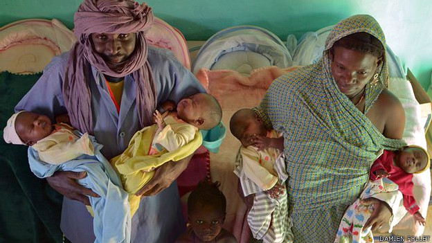 Familia de Massaya y Taghri