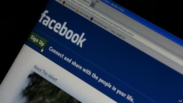 """""""脸书""""(Facebook)"""