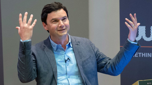 Piketty (AFP)