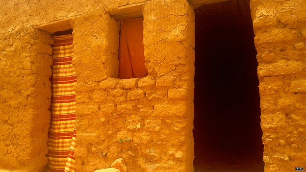 Casa en Agadez