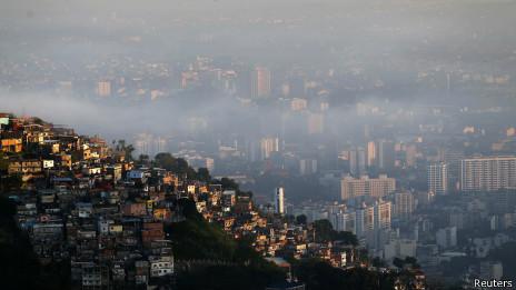 Favela no Rio (Reuters)