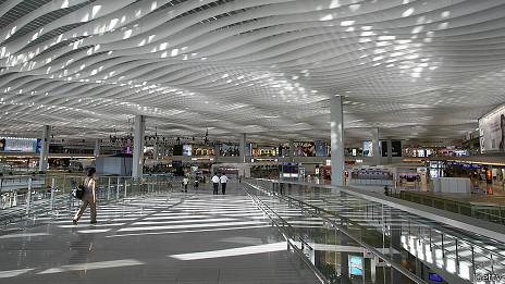 Aeropuerto Chek Lap Kok, Hong Kong