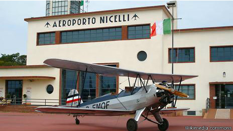 Aeropuerto Giovanni Nicelli, Venecia