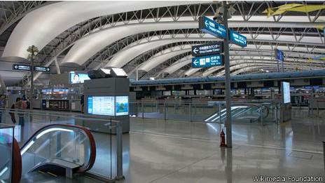 Aeropuerto Internacional de Kansai, Japón