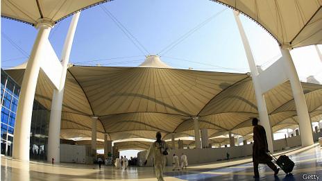 Aeropuerto rey Abdul Aziz, Jeddah