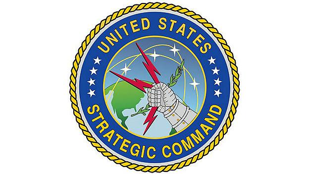 Sello del Comando Estratégico de EE.UU.