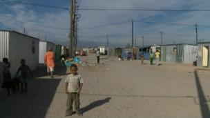 'Cidade de lata' na África do Sul não teve melhorias com a Copa (BBC Brasil)