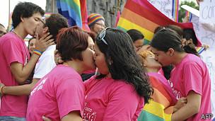 Dia contra la homofobia en Asuncion