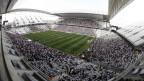 Teste da Fifa na Arena Corinthians Foto Reuters