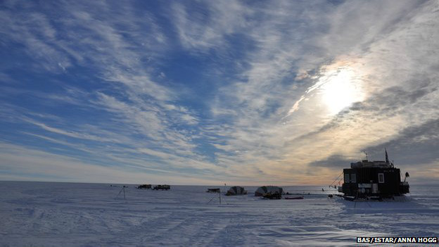 Западная Антарктика