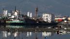 Poluição na Guanabara (Reuters)