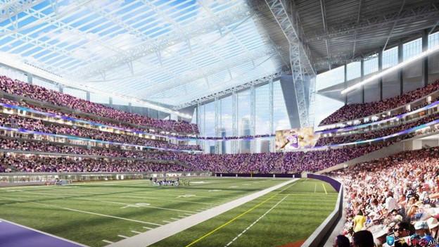 Proyecto Vikings Stadium