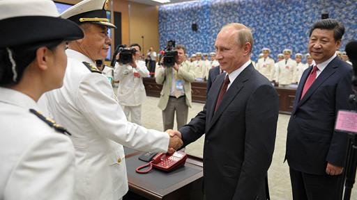 Trung Quốc và Nga
