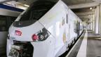Trens na França (AFP)
