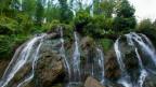 Водопад на севере Вьетнама