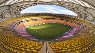 Arena Amazônia, em Manaus / Crédito da foto: Portal da Copa