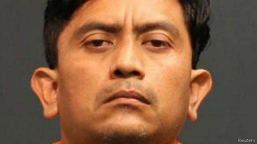 Похититель Исидро Гарсиа