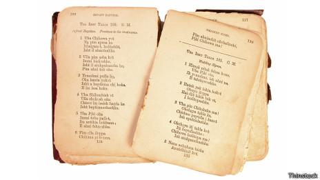 Himnos en choctaw