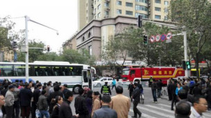 中國新疆再次發生襲擊案件,距離上次發生類似的案件還不到一個月