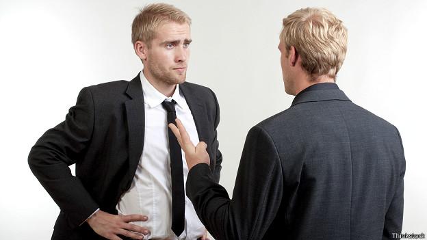 Спорящие мужчины