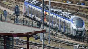 Trenes franceses
