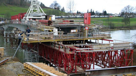 Ponte de Laufeburg (AP)