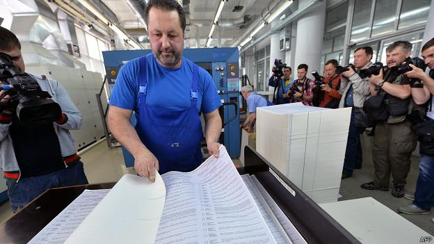 tarjetones electorales